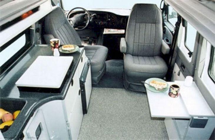 RV & Camper Van Interior Design 330