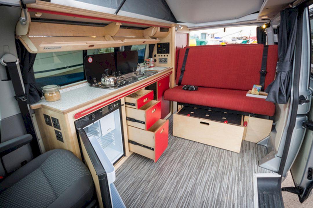RV & Camper Van Interior Design 370