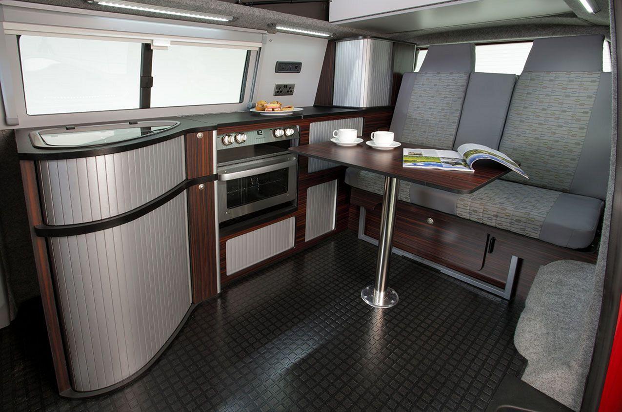 RV & Camper Van Interior Design 680
