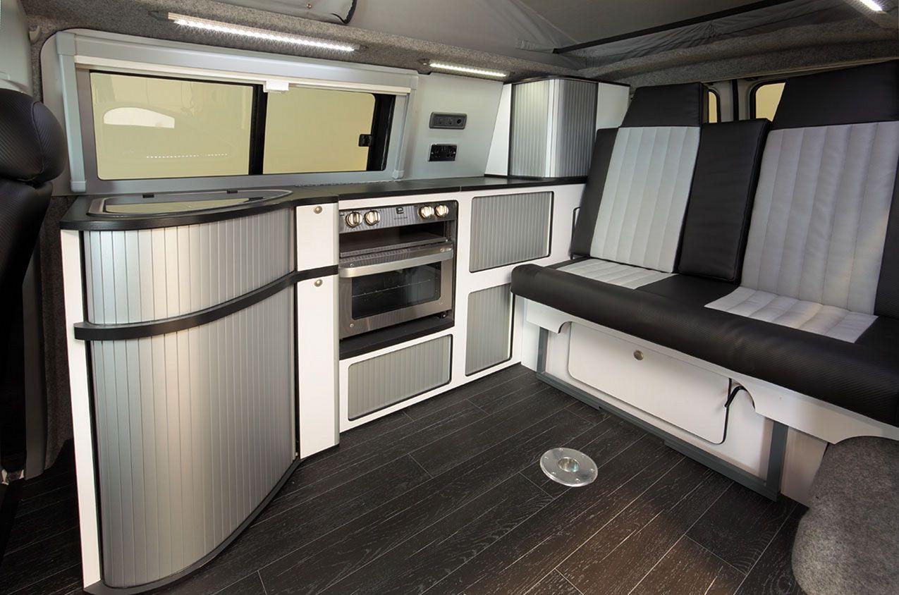 RV & Camper Van Interior Design 690