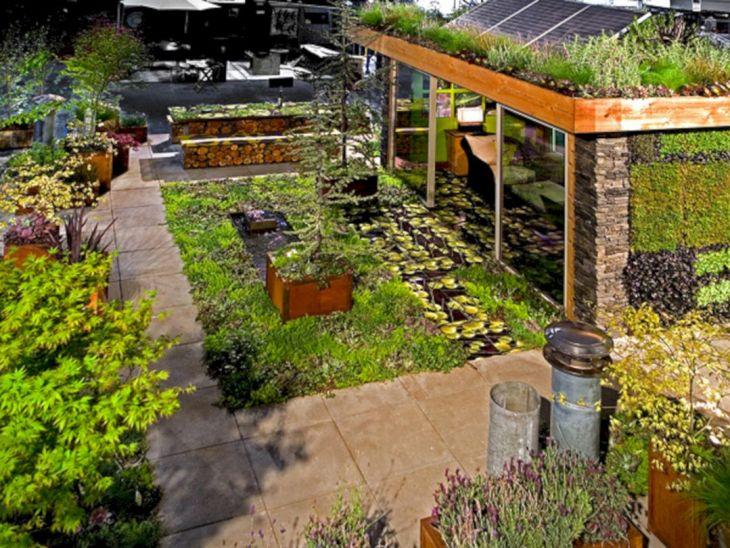 Rooftop Garden Ideas 115