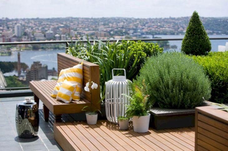 Rooftop Garden Ideas 125