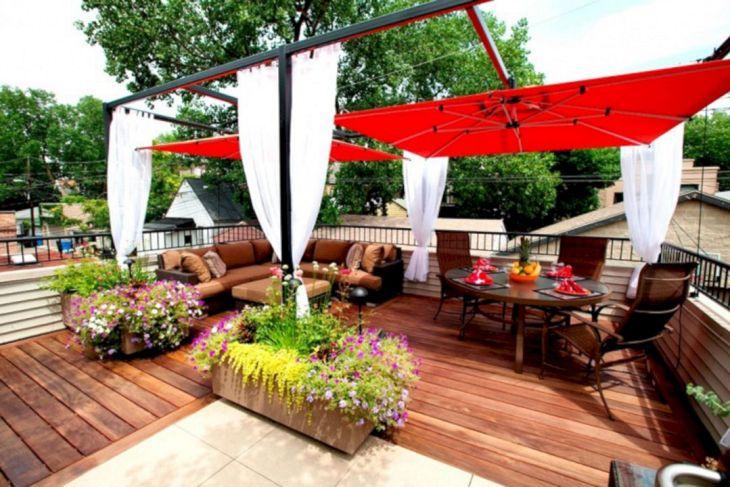 Rooftop Garden Ideas 16