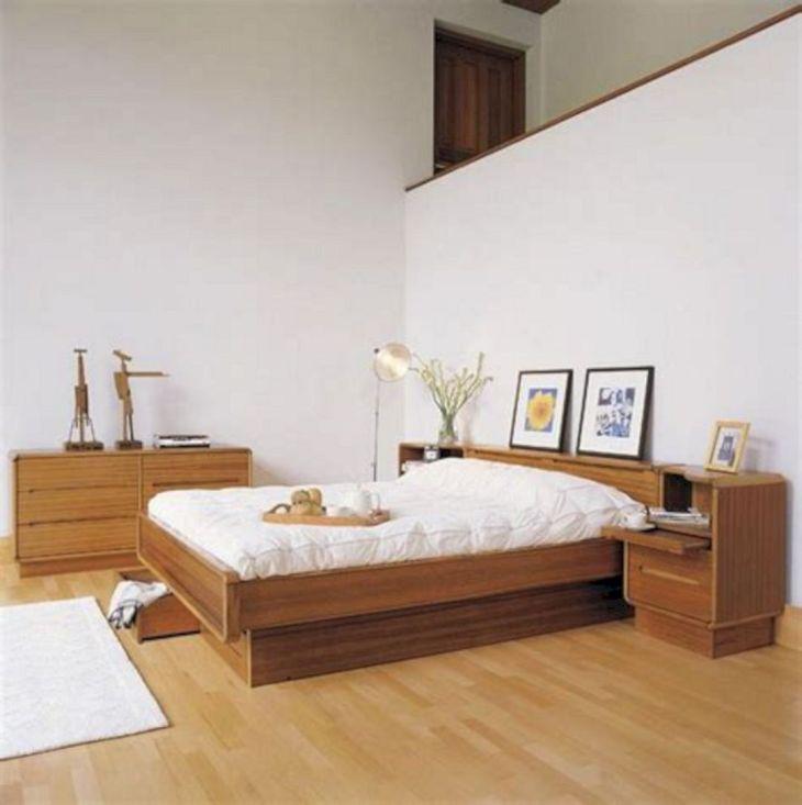 Scandinavian Beds Style Design 71