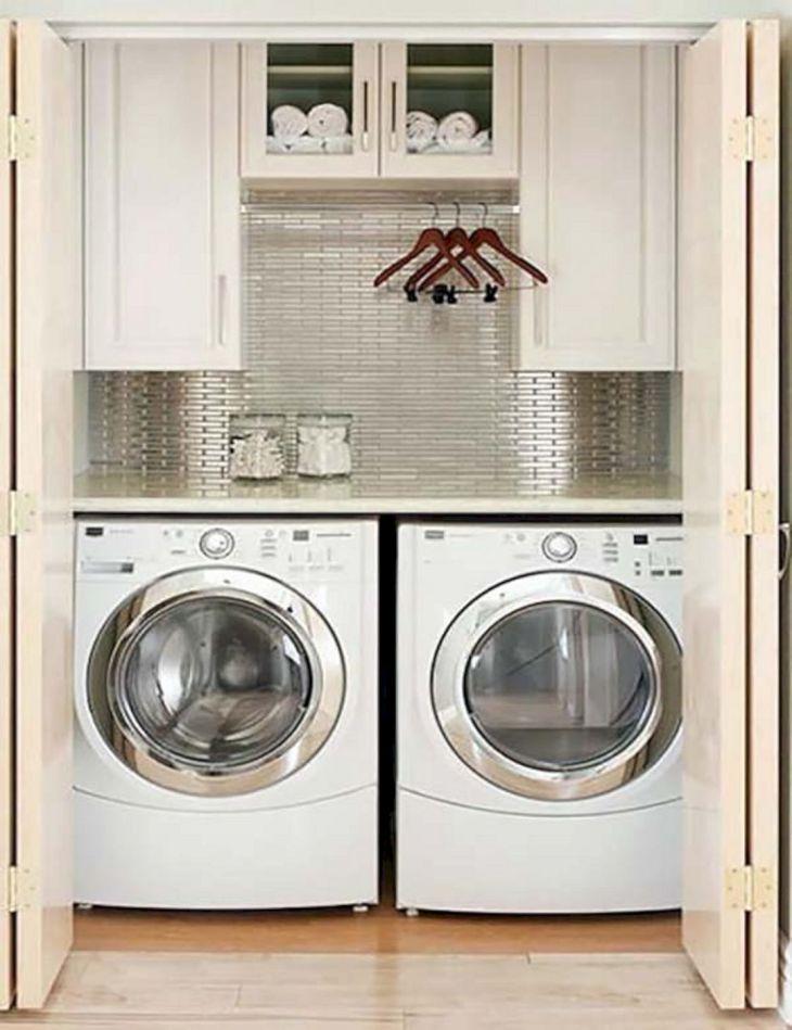 Small Laundry Room Hacks 13