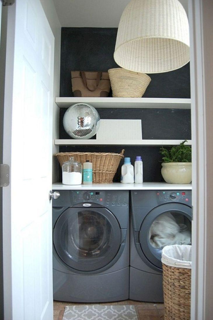 Small Laundry Room Hacks 14
