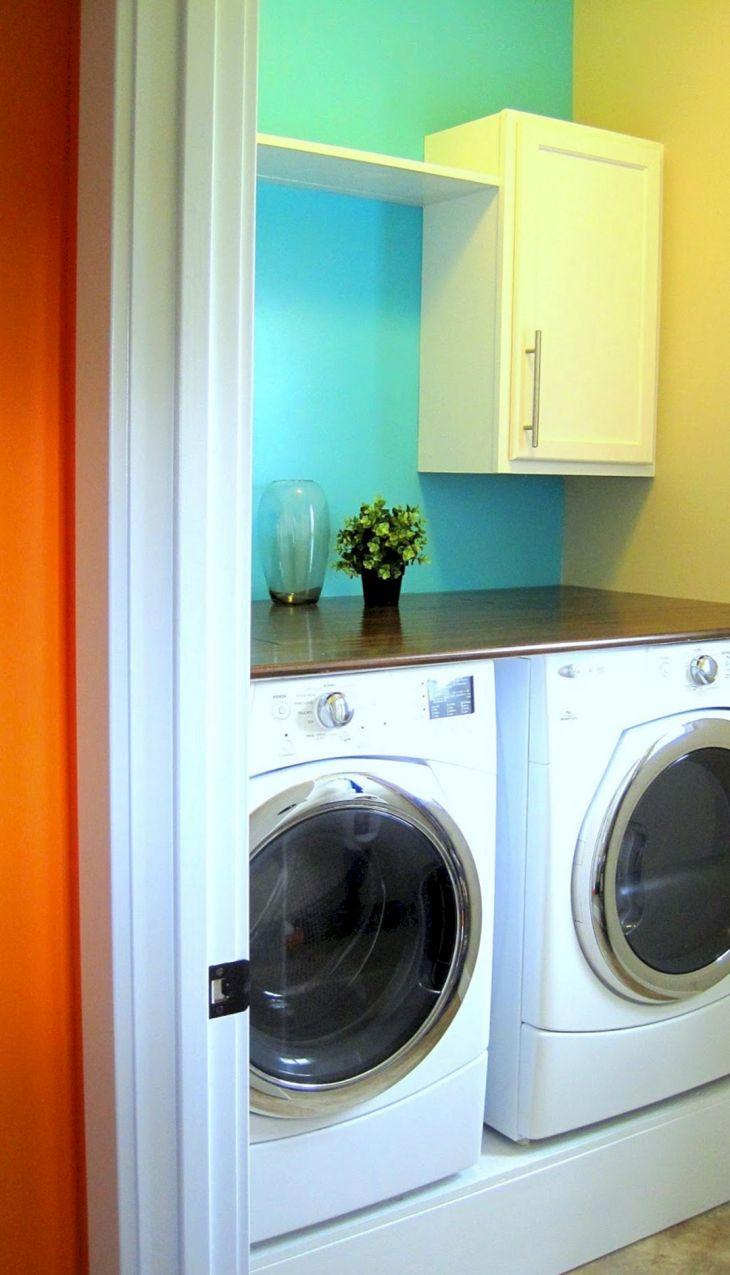 Small Laundry Room Hacks 16