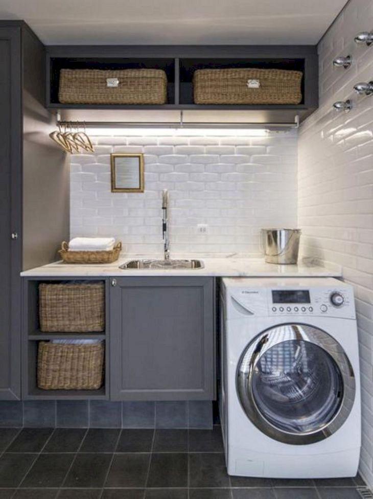 Small Laundry Room Hacks 19