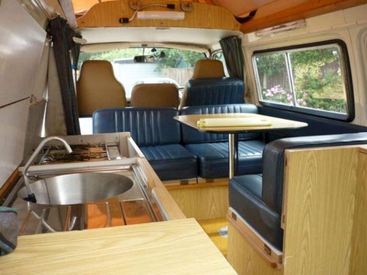 Small RV Camper Van Interiors 015