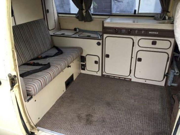 Small RV Camper Van Interiors 02