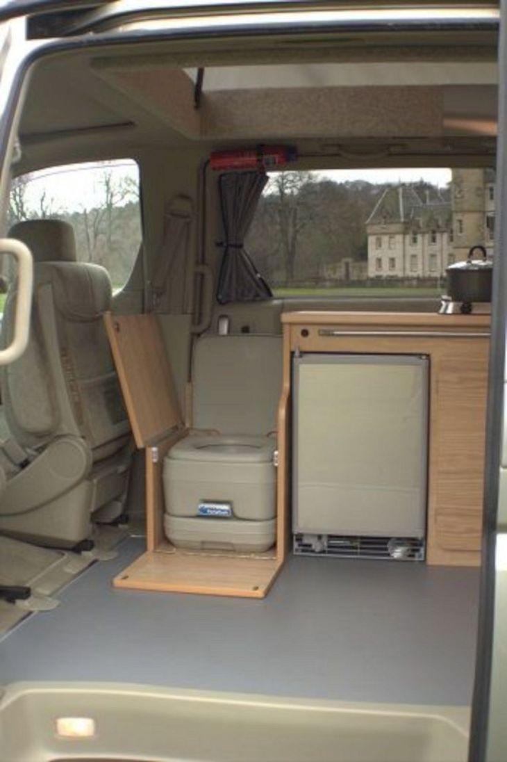 Small RV Camper Van Interiors 020