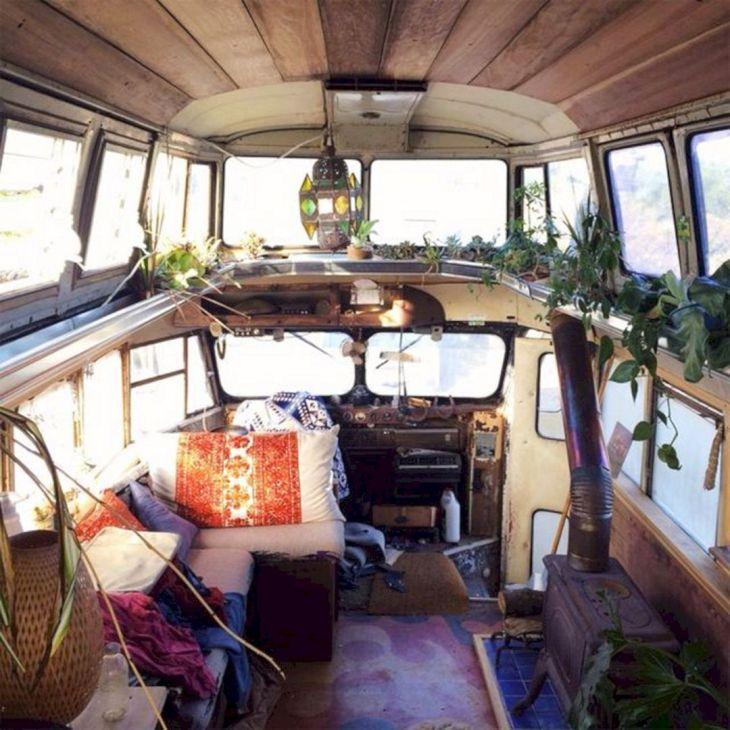 Small RV Camper Van Interiors 025