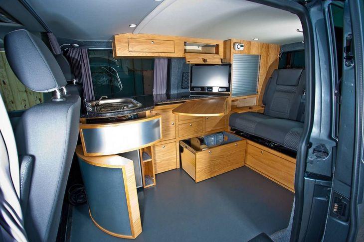 Small RV Camper Van Interiors 08