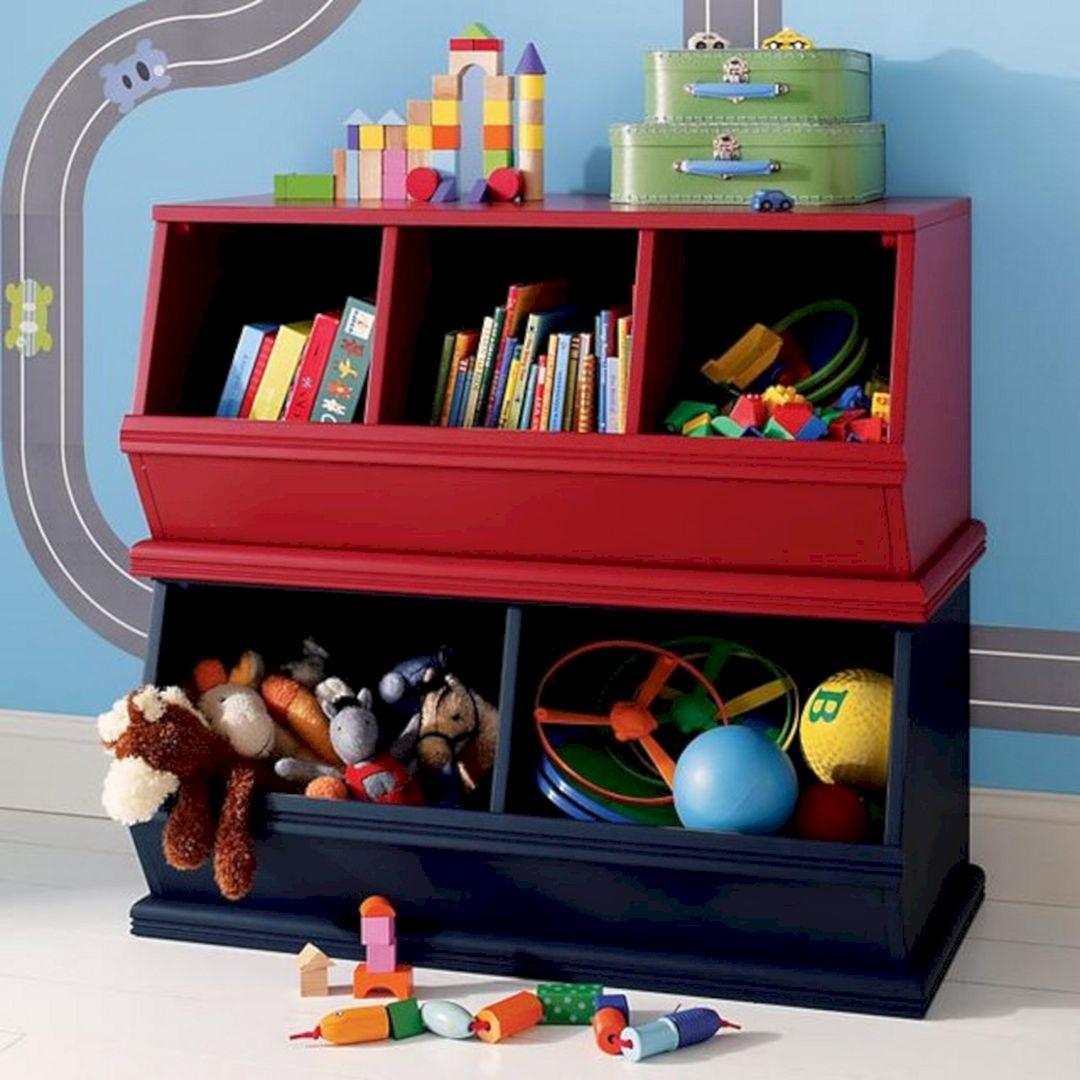 Toy Storage Organization Ideas 11