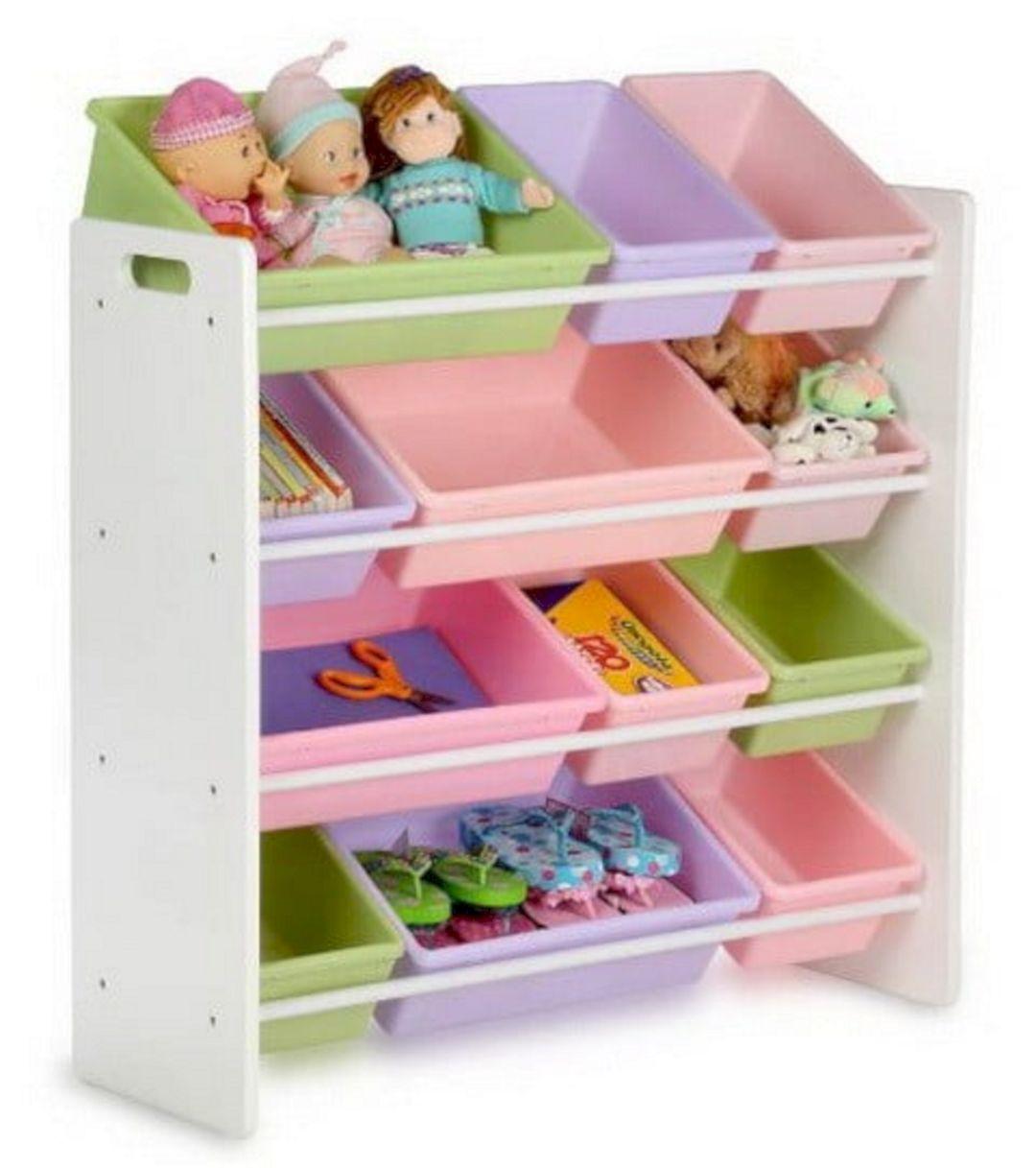 Toy Storage Organization Ideas 15