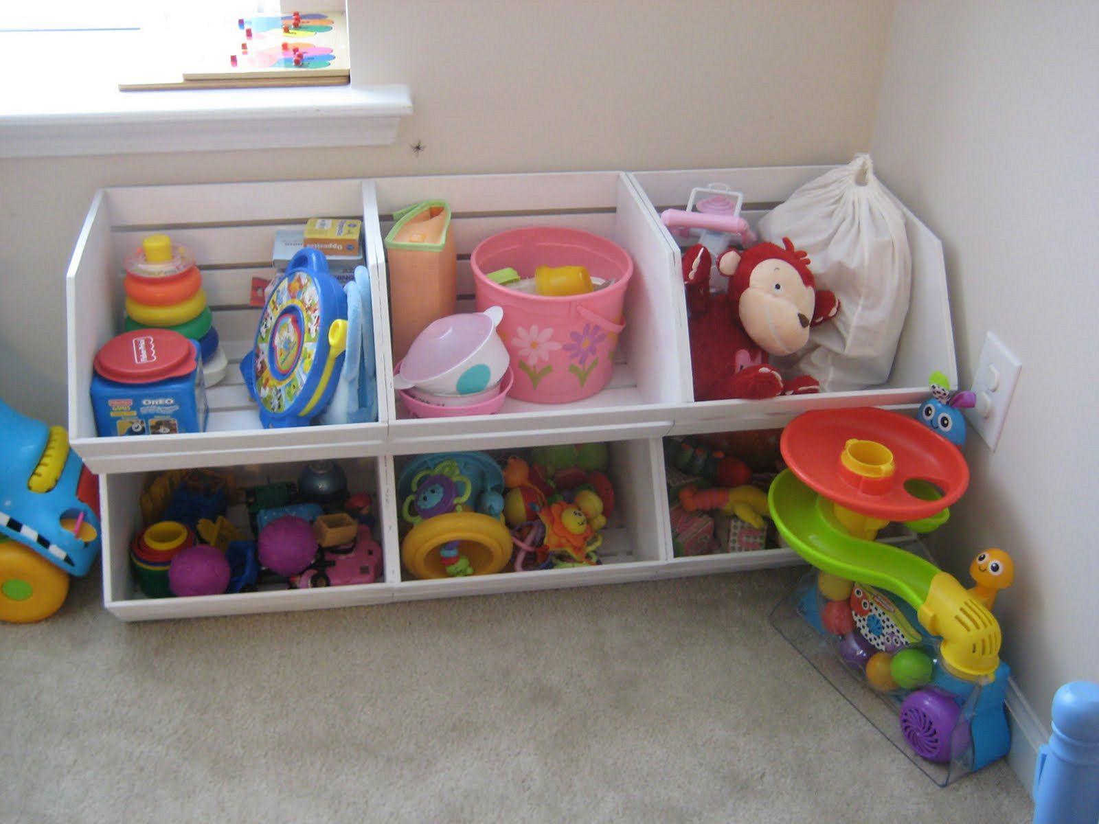 Toy Storage Organization Ideas 18