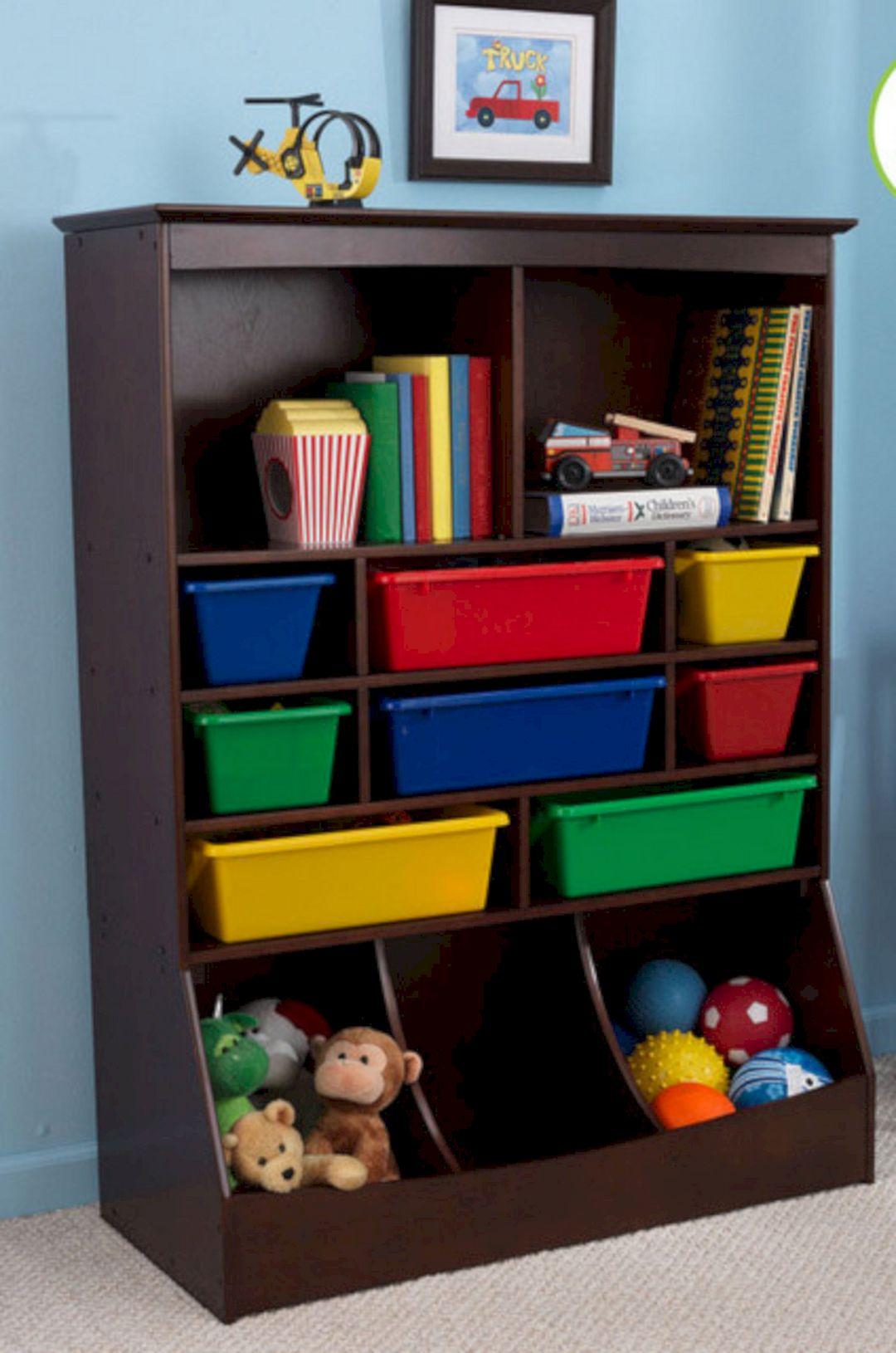 Toy Storage Organization Ideas 23