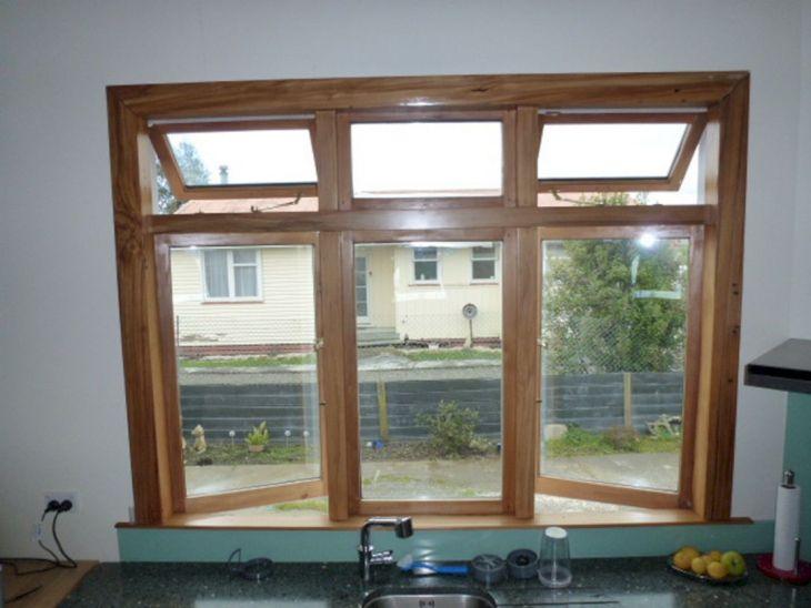 Unique Wood Windows Design (3)