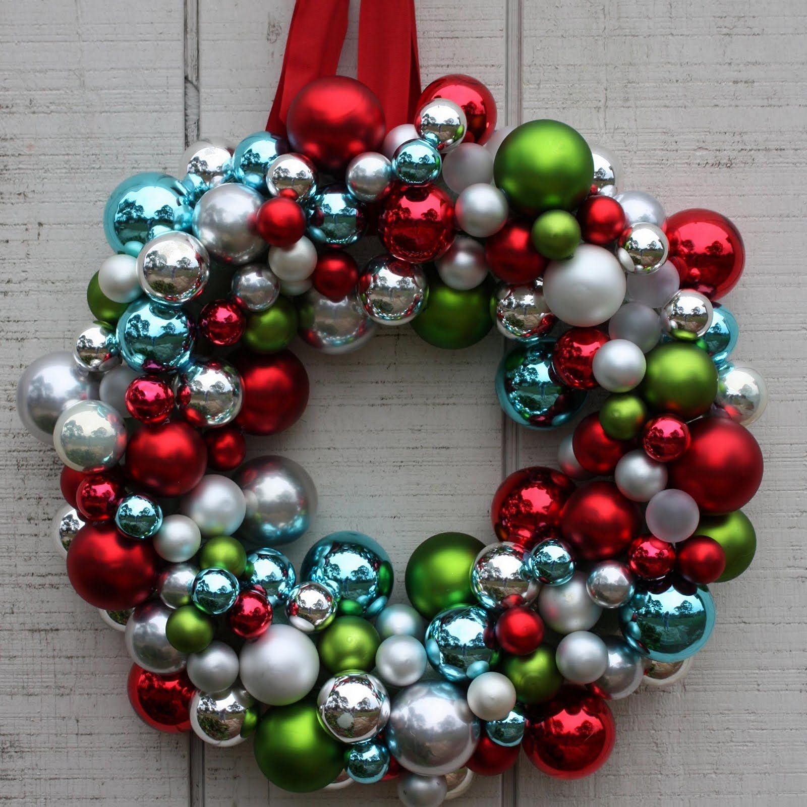 DIY Ornament Christmas Ideas 16
