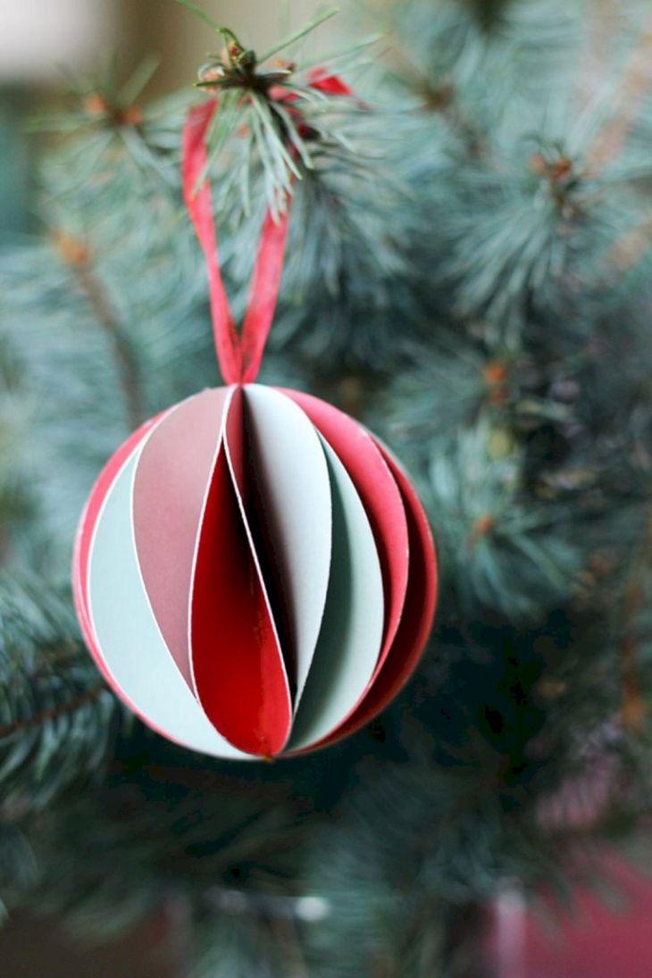 DIY Ornament Christmas Ideas 9