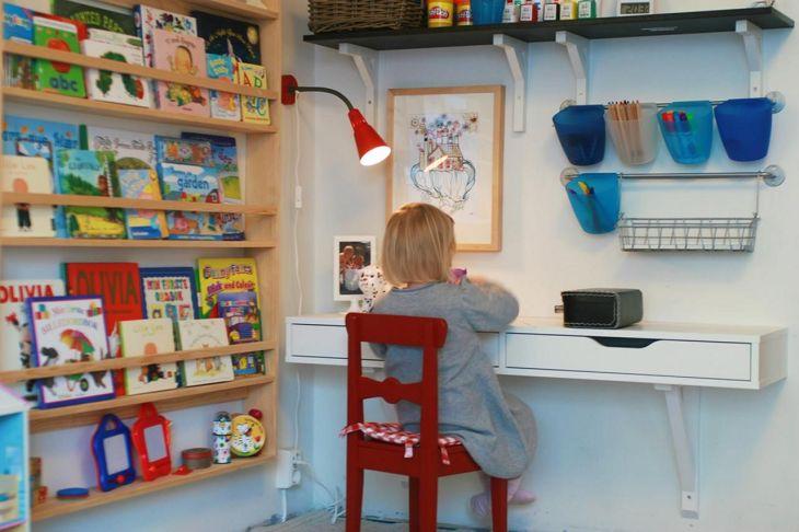 Kids Room Storage Design 0013