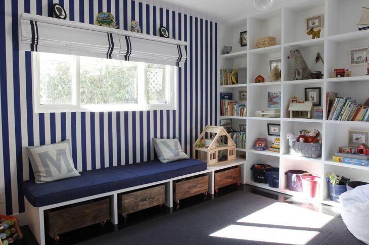 Kids Room Storage Design 0015