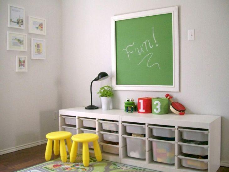 Kids Room Storage Design 0017