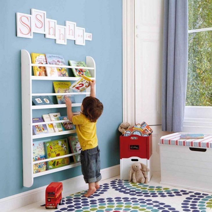 Kids Room Storage Design 0024