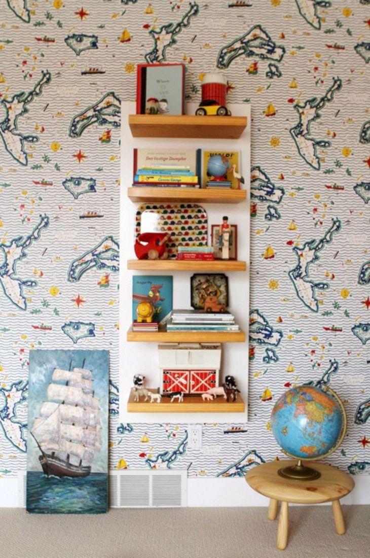 Kids Room Storage Design 003