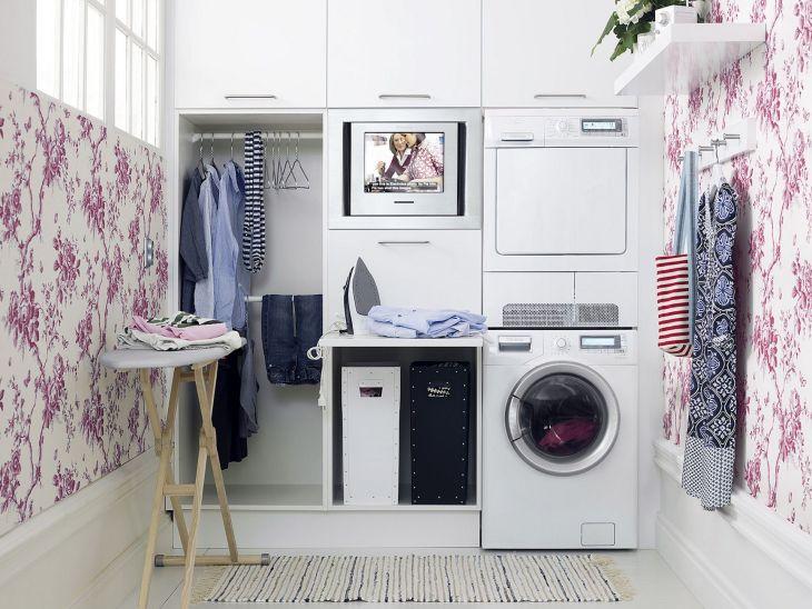 Laundry Room Storage Ideas 1