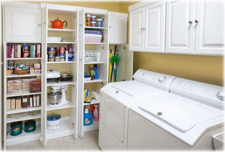 Laundry Room Storage Ideas 11