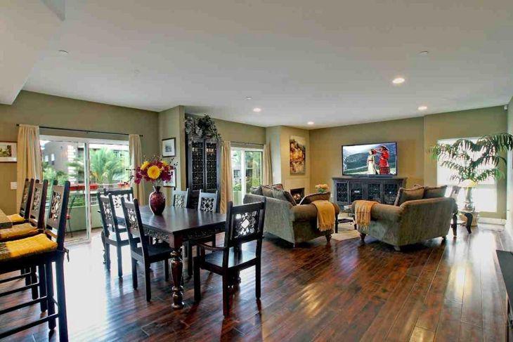 Living Room Open Space Design 101