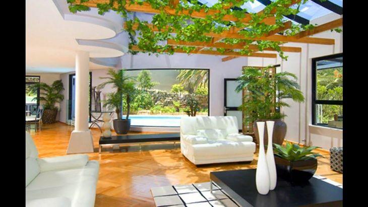 Living Room Open Space Design 1401