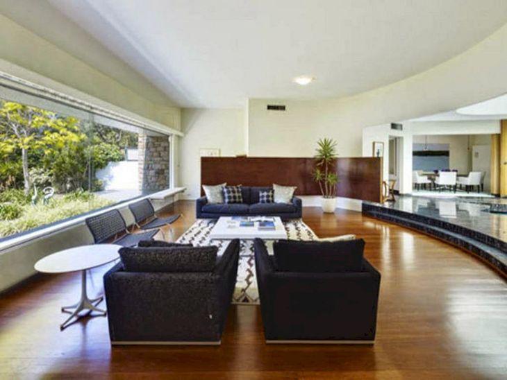 Living Room Open Space Design 1601