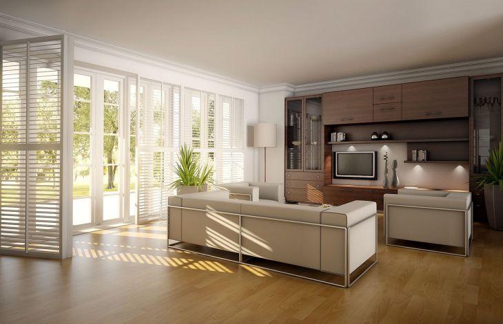 Living Room Open Space Design 901