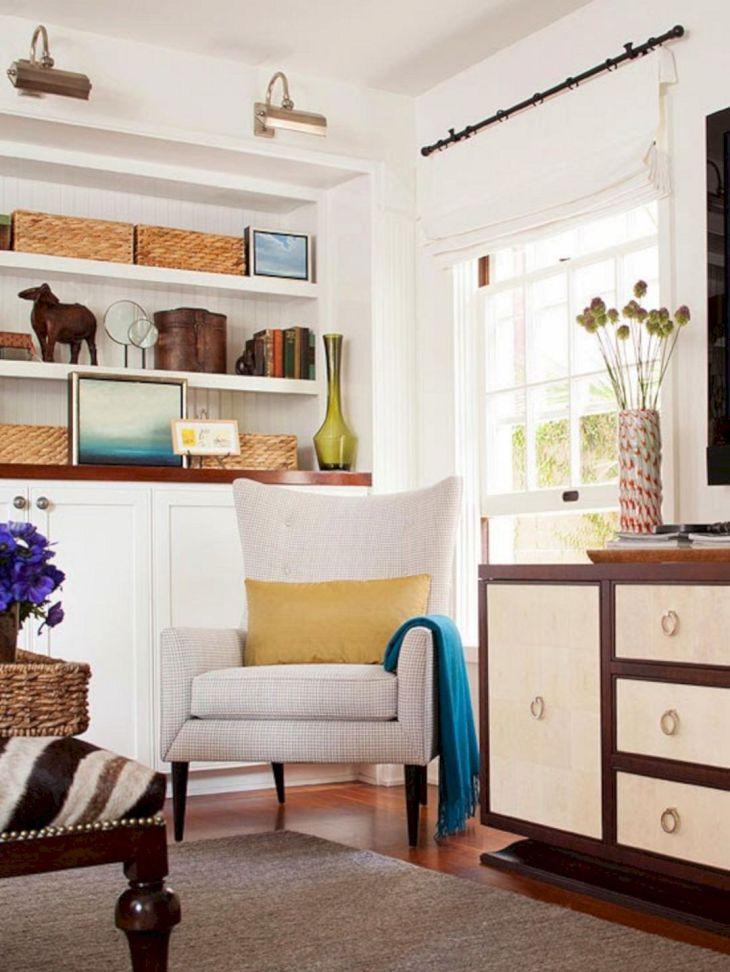 Living Room Storage Ideas 60