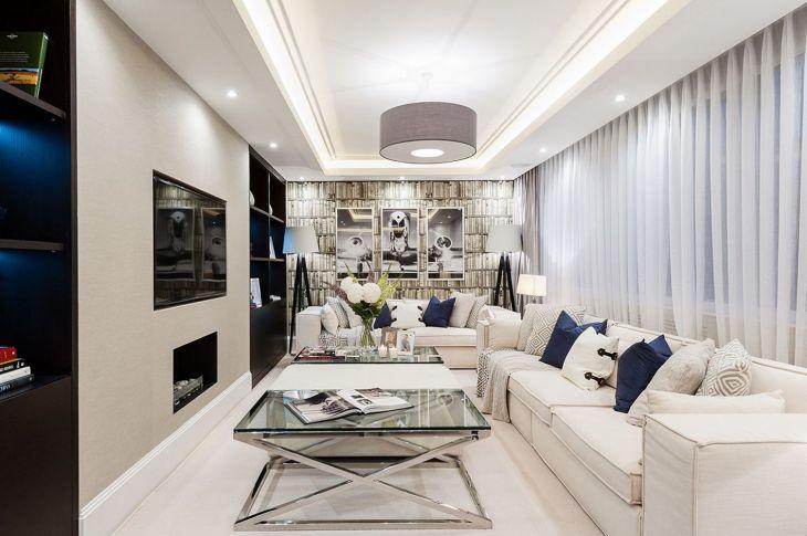 Make a Long Room Design 1