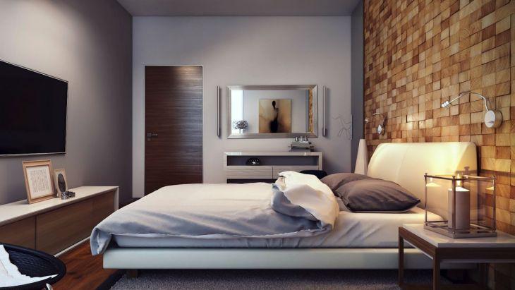 Modern Bedroom Wallpaper Ideas 11