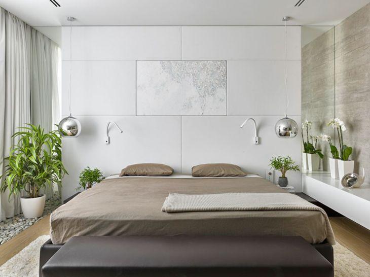 Modern Bedroom Wallpaper Ideas 111