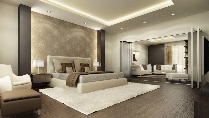 Modern Bedroom Wallpaper Ideas 113
