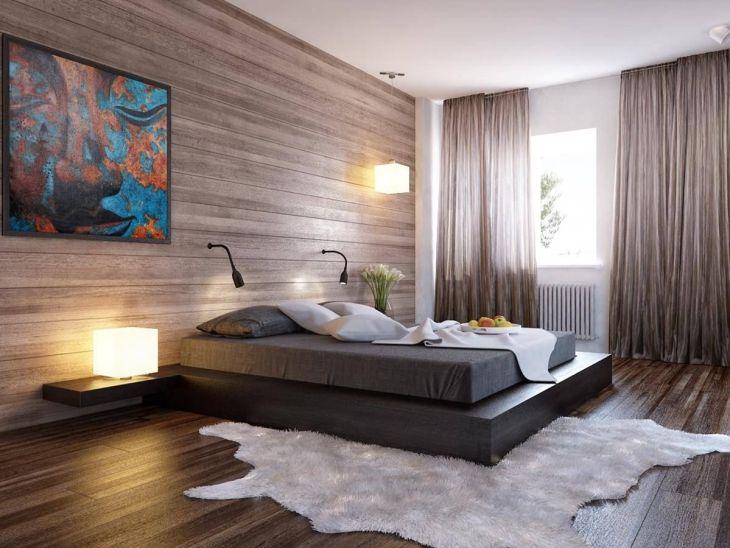 Modern Bedroom Wallpaper Ideas 119