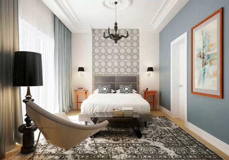 Modern Bedroom Wallpaper Ideas 122