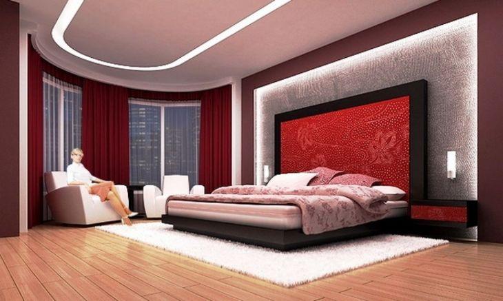 Modern Bedroom Wallpaper Ideas 125