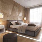 Modern Bedroom Wallpaper Ideas 127