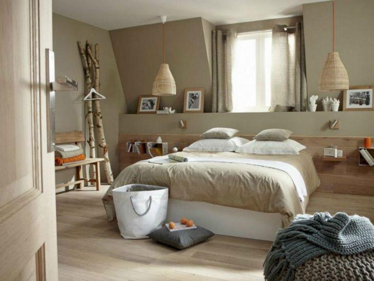 Natural Bedroom Decor 12