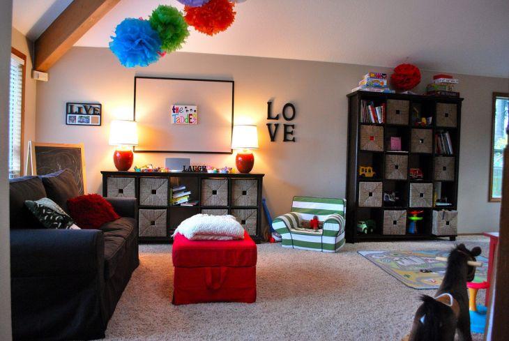 Unique Playroom Design 011