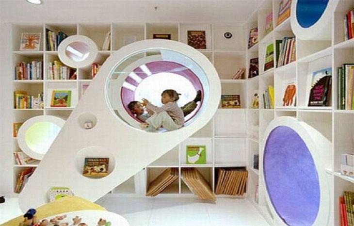 Unique Playroom Design 016