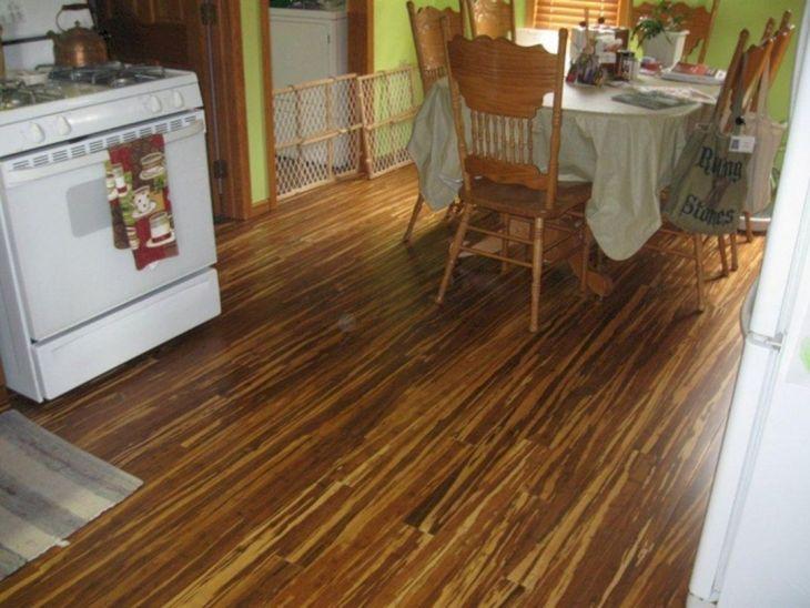Zebra Bamboo Floor Kitchen 200