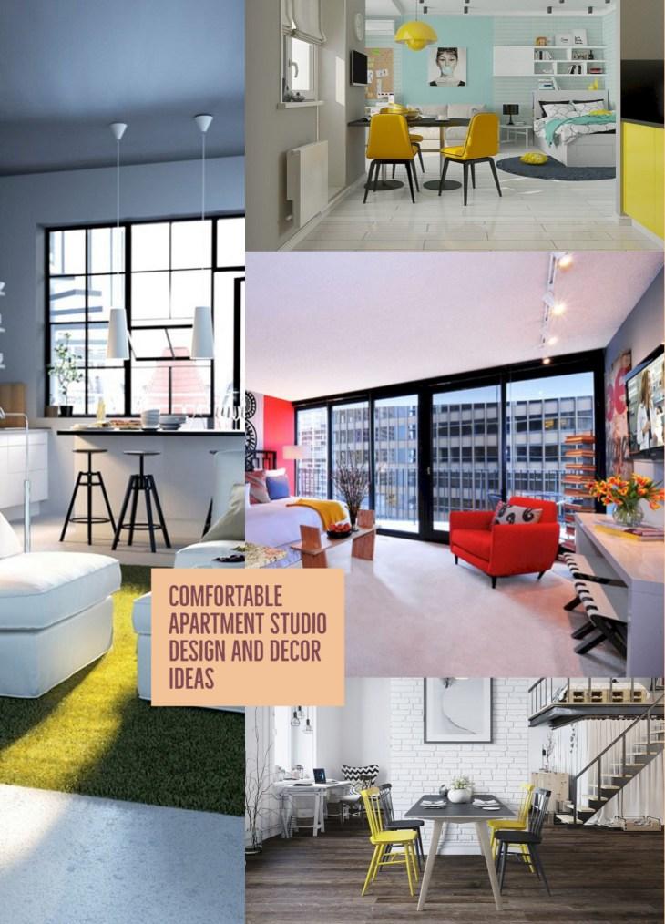 Apartmet Studio Design