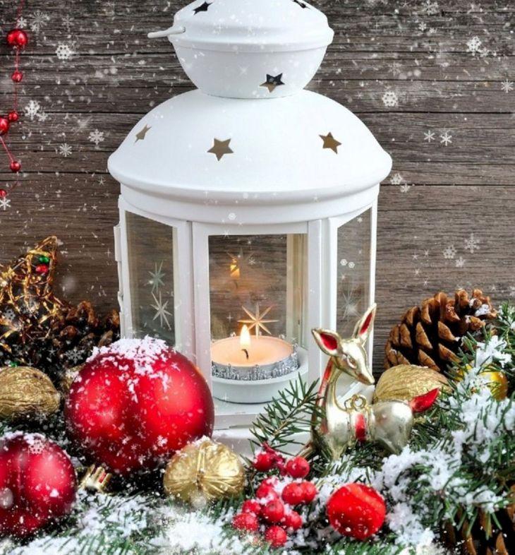 Christmas Lantern Ideas 22
